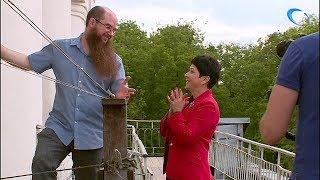 Известный искусствовед и журналист Наташа Барбье расскажет о Великом Новгороде на «Первом канале»