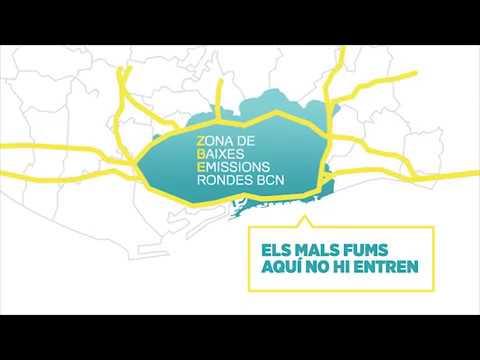 Barcelona verbannt Stinkerautos