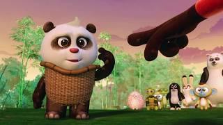 Кротик и Панда - 43 серия - Новые мультики для детей