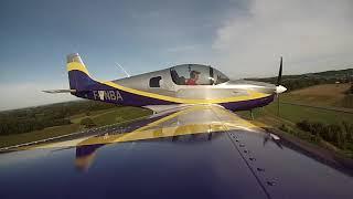 S2 n°253, vidéo du premier vol.