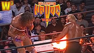 WCW Halloween Havoc 1998 Review | Wrestling With Wregret