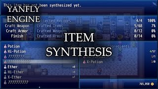 RPG Maker MV Updates and Crafting System Tutorial - Most Popular Videos