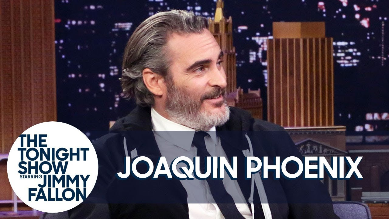 Joaquin Phoenix Is Trying to Quit Smoking with Hypnosis thumbnail