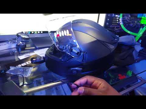 Bilt Techno 20 Full Face Motorcycle Helmet Official Product