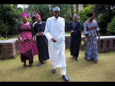 SABON bidiyon Shugaba Buhari A  Birnin London (Hausa Songs / Hausa Films)