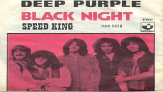 Deep Purple - Black Night (1970) [HQ] ROGER GLOVER'S UNEDITED REMIX