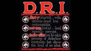 D.R.I. - Don't ask (subtitulado español)