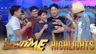 It's Showtime: Jhong and Vice pick their respective teams