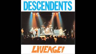 Descendents - Liveage (Full Album)