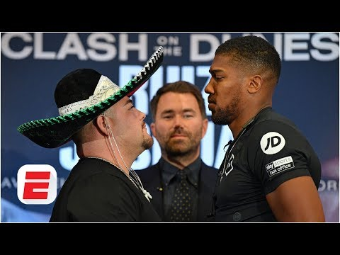 Anthony Joshua vs. Andy Ruiz: Bunce has 'never seen Joshua so focused' for a fight | Boxing