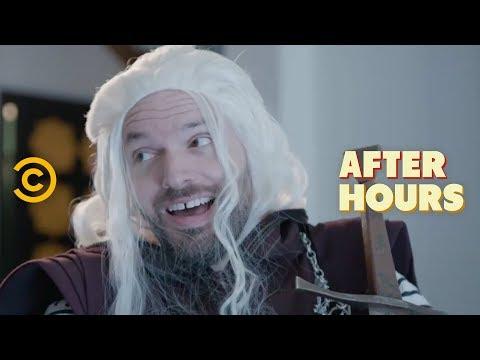 """Bingeing Every """"Game of Thrones"""" Episode with Paul Scheer - After Hours with Josh Horowitz (видео)"""