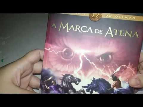 Review - Livro A Marca de Atena