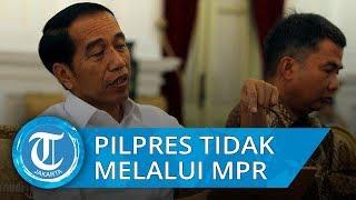 Juru Bicara Presiden Sebut Jokowi Tak Ingin Pilpres Kembali Melalui MPR