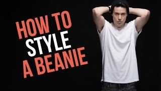 How to Style a Beanie