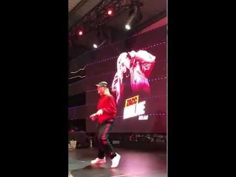 "ZACC MILLNE - Fairplay Dance Camp 2019 - Major Lazer - ""Pon De Floor"""