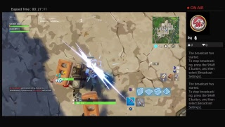 Fortnite battle royale with nucci429