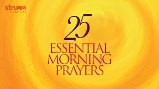 25 Essential Morning Prayers I Jukebox - YouTube