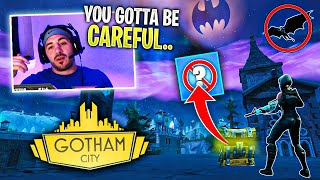 The Mistakes With Fortnite's Gotham City.. (Fortnite Battle Royale)