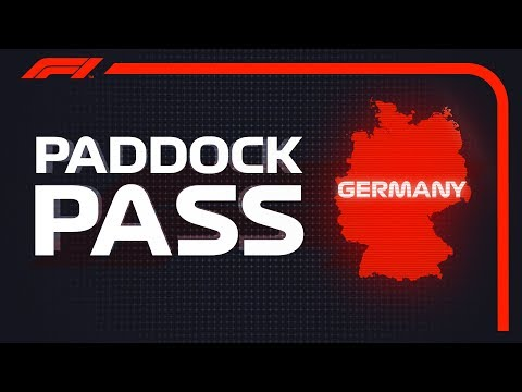 F1 Paddock Pass | Post-Race At The 2018 German Grand Prix