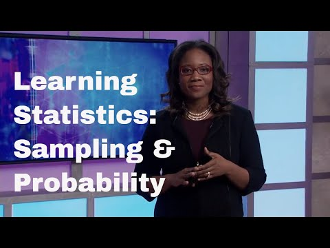 Sampling & Probability | Learning Statistics: Concepts and ...