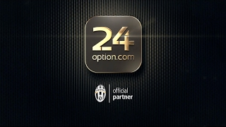 Juventus Official Partner 24Option Promo