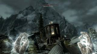Skyrim Mod - City of Heroes Sounds Test - Ice