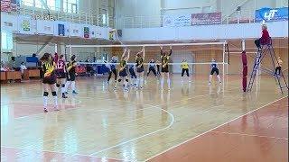26 января в Великом Новгороде стартует турнир по женскому волейболу «София»