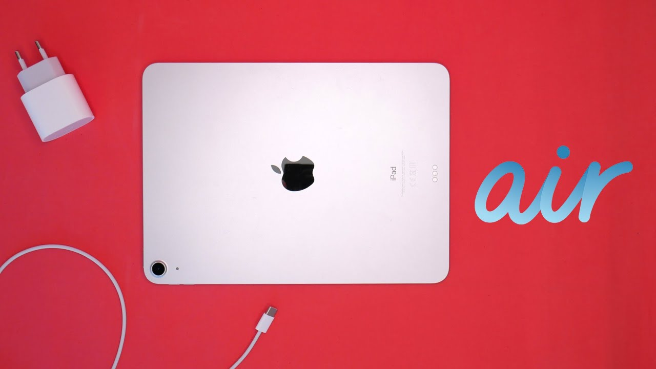 Обзор iPad Air 4 (2020)
