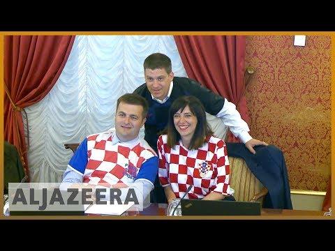 🇭🇷 2018 World Cup final: Croatia on the brink of history | Al Jazeera English