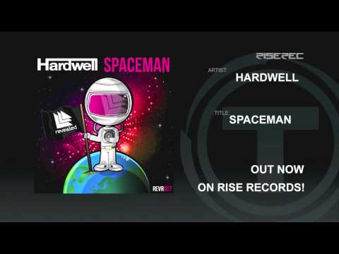 Hardwell - Spaceman [Official]