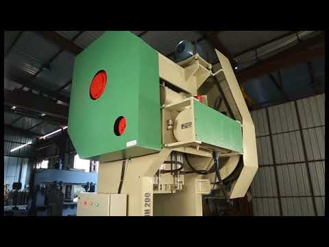 VPNH 200 Pillar Hydraulic Press