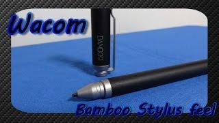 Купить Стилус Wacom Bamboo Stylus Feel CS-300 в интернет