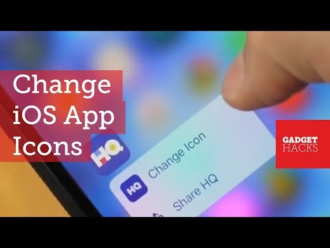 CHANGE APP ICON SIZE IN ANY IOS/ ANDROID! CUSTOMIZE ANY APP