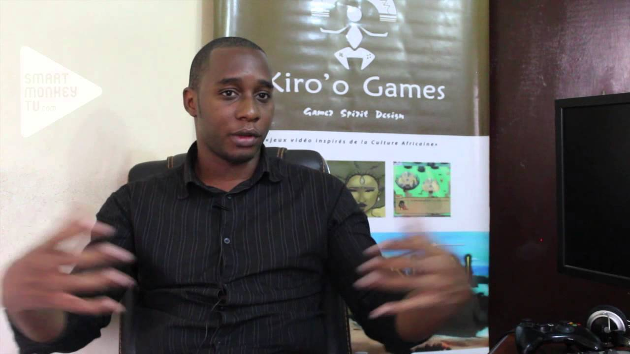 Madiba Guillame Olivier, Kiro'o Games on raising 128,000 euros to be 1st games studio in Africa