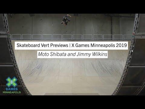 Skateboard Vert Athlete Profiles | X Games Minneapolis 2019