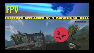 """????Cheep Fpv 3D Drone Simulator """"7 Minutes Of Hell""""????"""