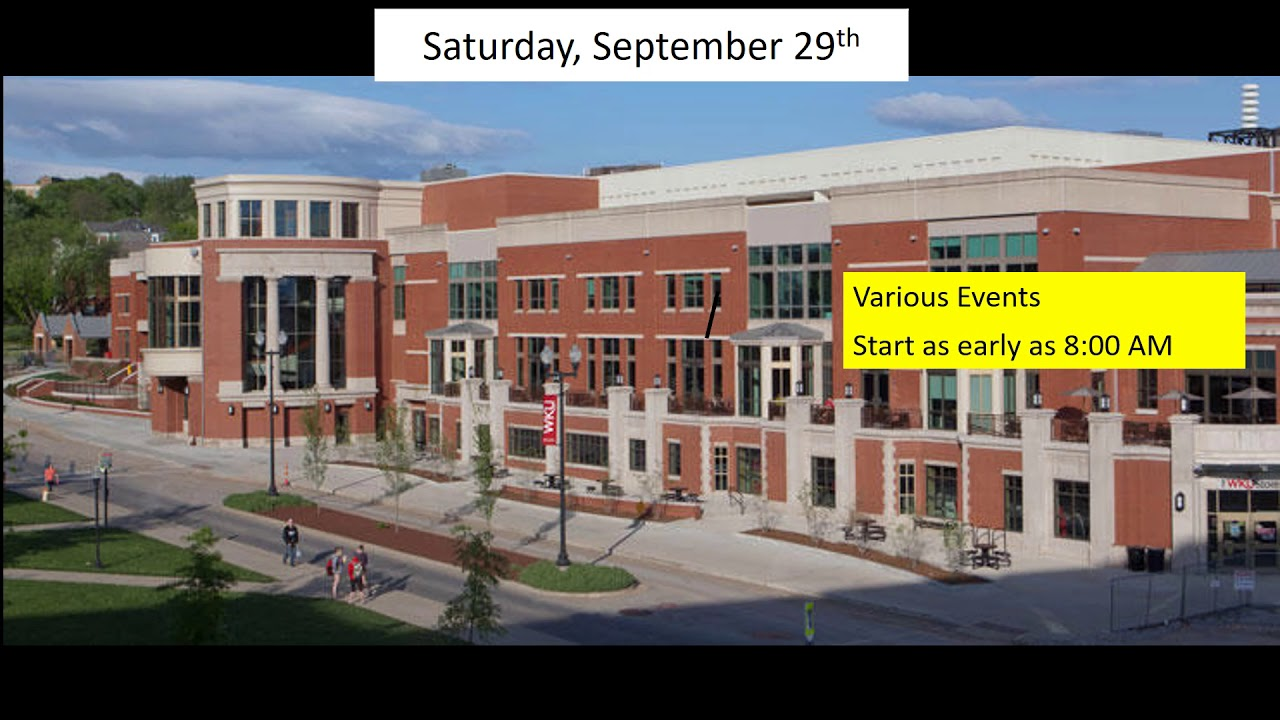 Parking for Parent and Family Weekend Video Preview