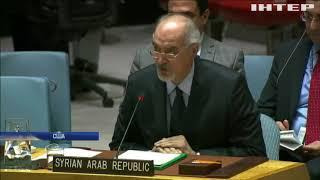 Сирія погрожує Ізраїлю ударом по аеропорту Тель-Авіва