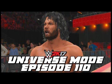 WWE 2K17 | Universe Mode - 'OMEGA IS RECRUITING?!' | #110