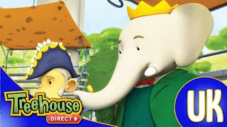 Babar And The Adventures Of Badou: Message In The Wind/Elephants Don't Jump - Ep.37