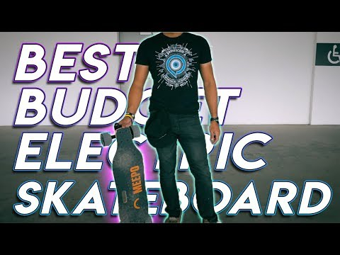 BEST BUDGET ELECTRIC SKATEBOARD – MEEPO BOARD REVIEW