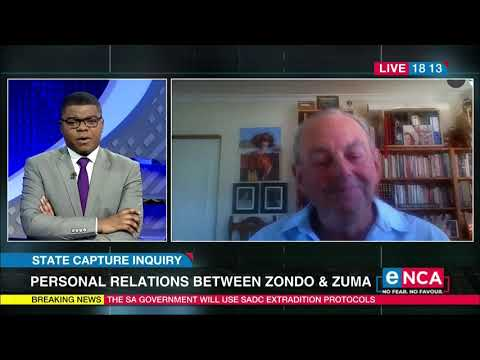 Zuma asks for Zondo's recusal from state capture commission