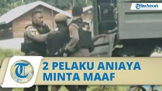 2 Oknum Polisi Aniaya Warga di Nabire Berujung Damai, Kapolda Papua Minta Maaf
