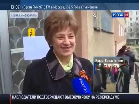 , title : 'УНИКАЛЬНЫЕ КАДРЫ Референдум в Крыму   большое количество народа'