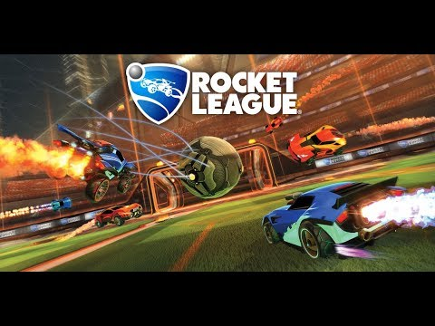 Rocket League w/ Wimrik
