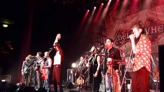 Bellowhead - Whiskey Is The Life of Man - Derby Assembly Rooms - 24-Nov-2012