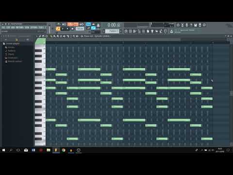 HARDSTYLE TUTORIAL SERIES – Melody's, scales and chords! (Beginner's tutorial) [FL STUDIO 12]