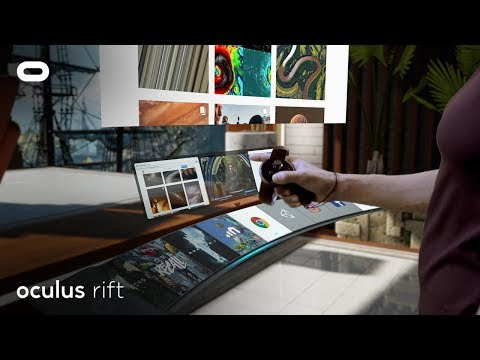 Introducing Oculus Dash