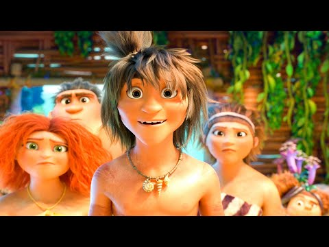 THE CROODS 2: A NEW AGE Clip -
