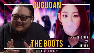 """Producer Reacts to gugudan """"The Boots"""""""